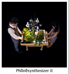 Phōnēsynthesizer II (2012)